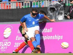 Europei di calcio ciechi Sportstar Magazine