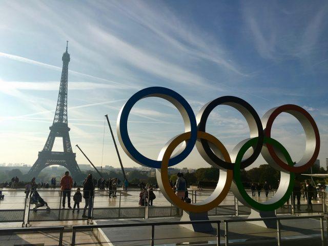 olimpiadi di parigi 2024 Sportstar Magazine